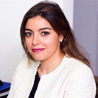 The speaker Sandy Tsakiridi's profile image