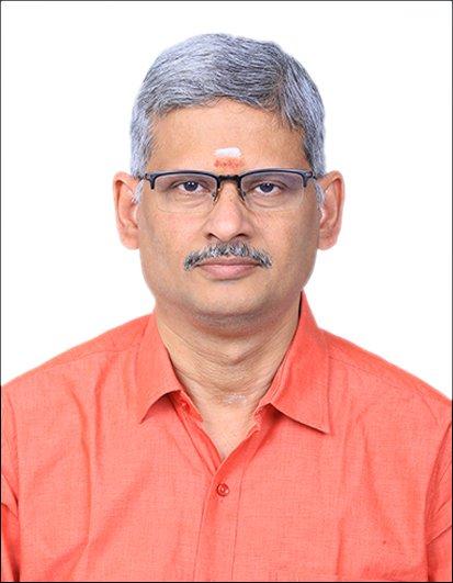 The speaker Suresh Vijayaraghavan's profile image