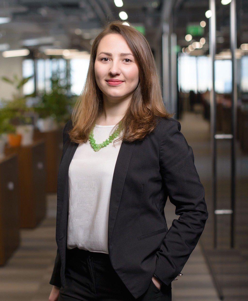 The speaker Tetiana Slabko,'s profile image